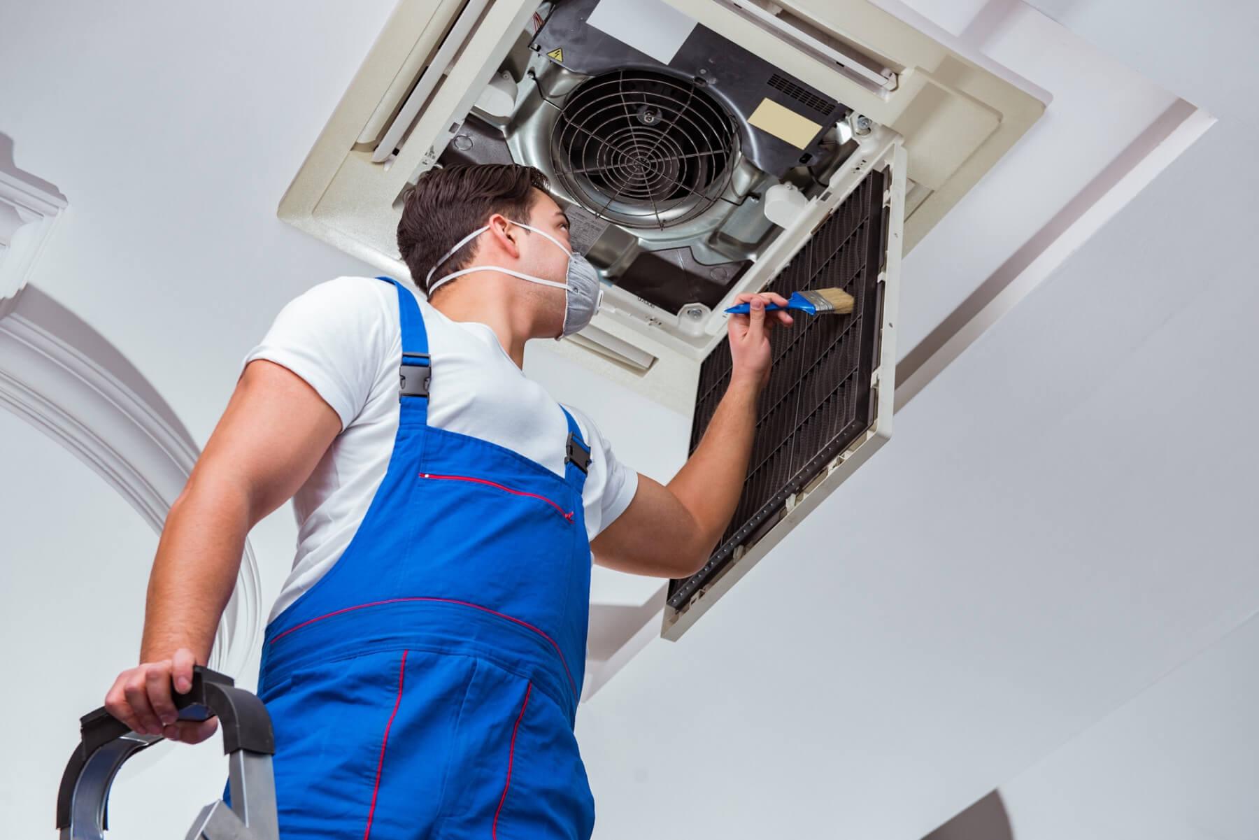 údržba domácí klimatizace