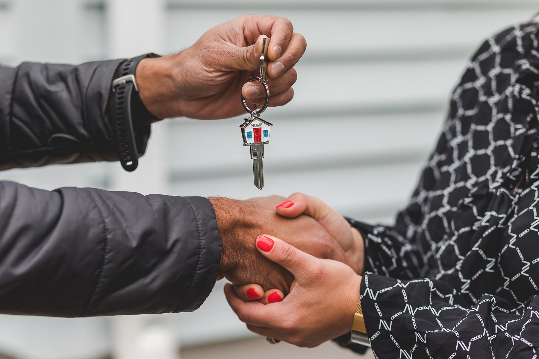 Splacení hypotéky